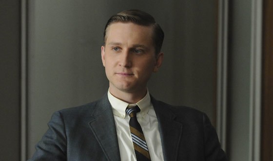 What You're Saying About Aaron Staton