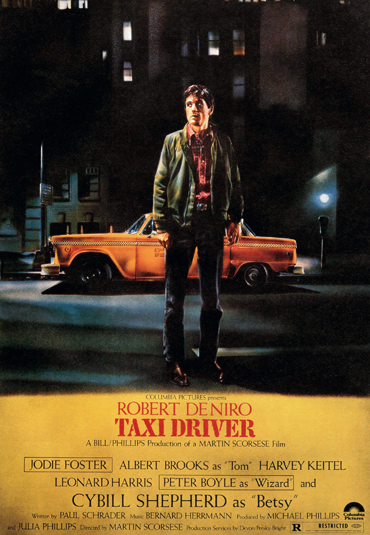 Most Iconic Movie Posters 6 - 6. Taxi Driver