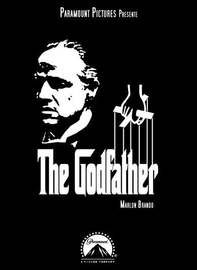 Most Iconic Movie Posters 9 - 3. The Godfather