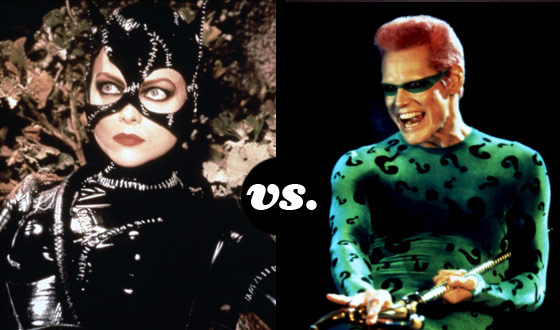 To Hell With Batman! Riddler and Catwoman Are Out to Kill Each Other Now