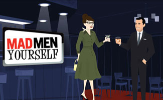 Your Vote Could Decide Whether MadMenYourself Gets a Webby Award