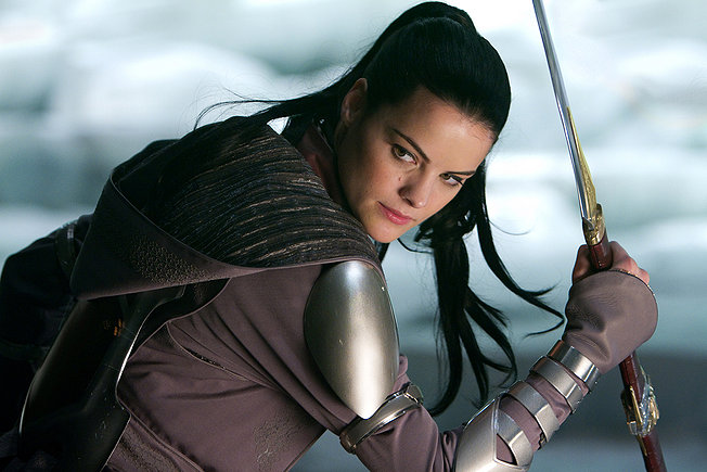Q&A – Thor's Jaimie Alexander on Marvel Spoilers, Her Geeky Roots, and Wonder Woman's Breasts