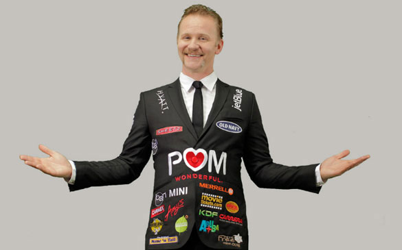 Q&A – Morgan Spurlock on Selling Out, Buying In, and the Greatest Advice He's Ever Received