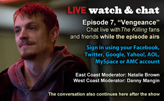 Watch & Chat About Episode 7 This Sunday Night