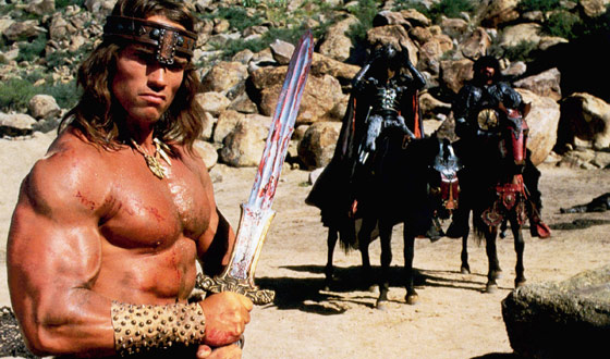Flashback Five – Your Favorite Arnold Schwarzenegger Movies