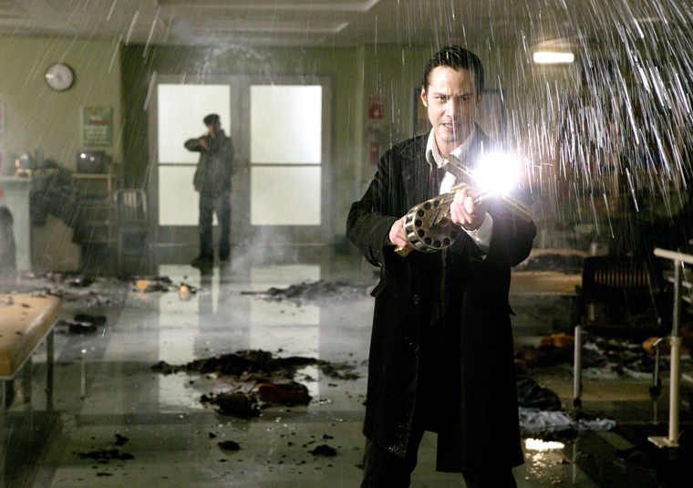 Keanu Reeves' Movie IQ 9 - John Constantine, Constantine (2005)