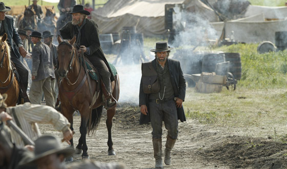 AMC Announces Production of New Original Series <em>Hell on Wheels</em>