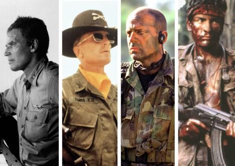 Veteran War-Movie Actors 1 - Veteran War-Movie Actors
