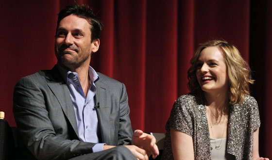 Photos &#8211; <em>Mad Men</em> Cast at ATAS Screening and Panel Discussion