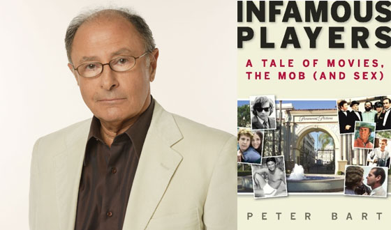 Movies, the Mob and Sex… Peter Bart Dishes on His Days at Paramount