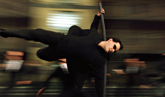 <em>The Matrix</em> Saved Action Movies (Thanks, in Part, to a Leather-Clad Carrie-Anne Moss)