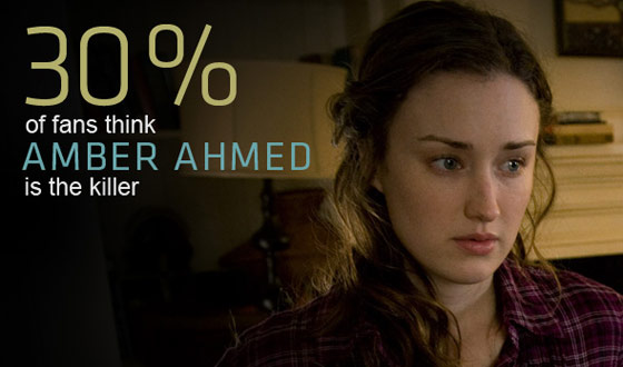 What You're Saying About Amber Ahmed