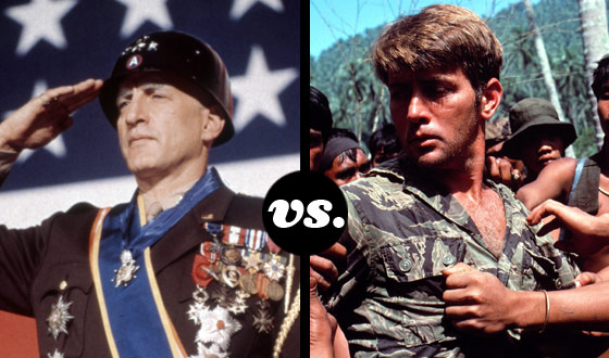 This Time, the Heroes of <em>Patton</em>, <em>Apocalypse Now</em>, and <em>Midway</em> Are at War With Each Other