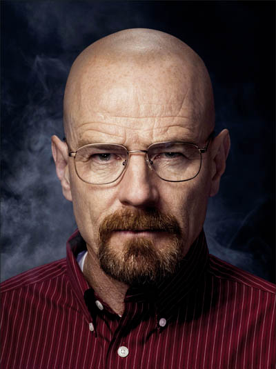 Breaking Bad Season 4 Character Portraits 1 - Breaking Bad Season 4 Character Portraits