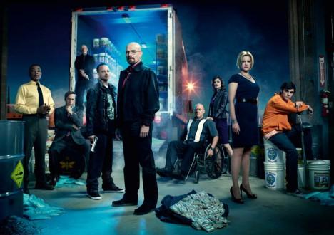 Breaking Bad Season 4 Studio Photos 1 - Breaking Bad Season 4 Studio Photos