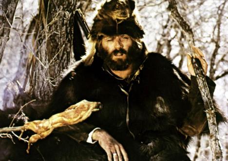 Pretty-Man Actors With Amazing Beards 11 - 1. Robert Redford, Jeremiah Johnson
