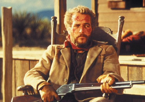 Pretty-Man Actors With Amazing Beards 7 - 5. Paul Newman, The Life and Times of Judge Roy Bean