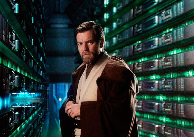 Pretty-Man Actors With Amazing Beards 4 - 8. Ewan McGregor, Star Wars: Episode III - Revenge of the Sith