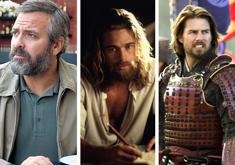 Pretty-Man Actors With Amazing Beards 1 - Pretty-Man Actors With Amazing Beards