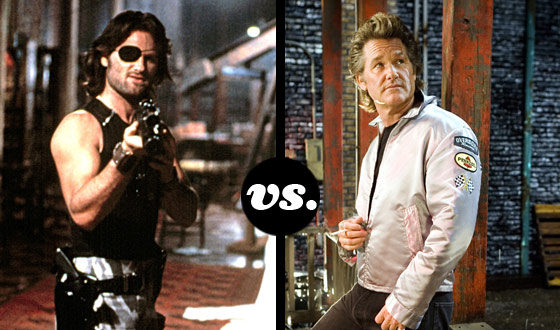 Eight Kurt Russell Characters Enter, But Only One Will Survive – Who's It Gonna Be?
