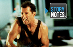 Story Notes for <em>Die Hard</em>