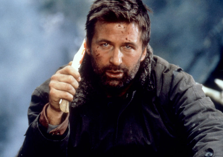 Pretty-Man Actors With Amazing Beards 6 - 6. Alec Baldwin, The Edge