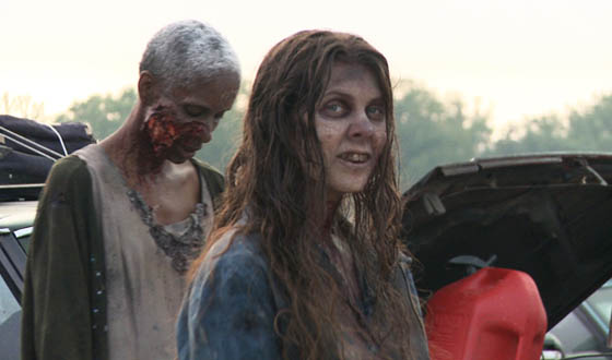 Video – Special FX Makeup Artist Greg Nicotero on the First Zombie of Season 2