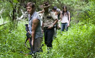 <em>USA Today</em> Names <em>The Walking Dead</em> a Comic-Con Winner; <em>EW</em> Hails Season 2 Trailer