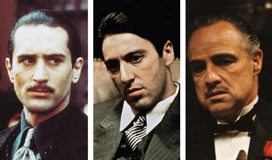 Do the <em>Godfather</em> Movies Have the Three Greatest Actors Ever? They Might.