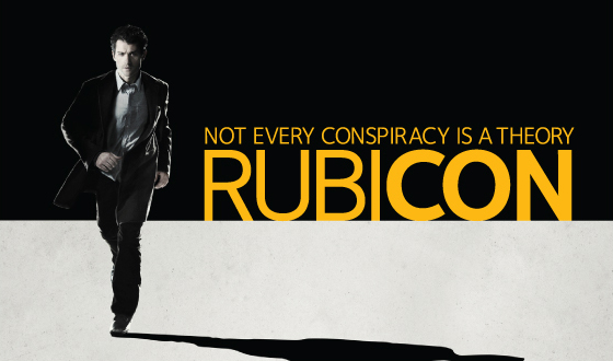 <em>Rubicon</em> Nominated for an Emmy for Outstanding Main Title Design