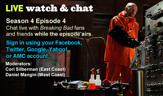 Watch & Chat About Season 4 Episode 4 This Sunday