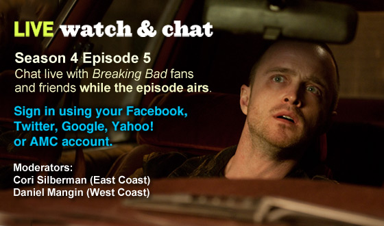 Watch & Chat About Season 4 Episode 5 This Sunday