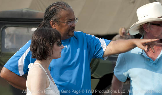Dispatches From the Set – Director Ernest Dickerson Returns for Season 2