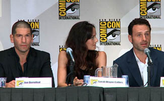 What You&#8217;re Saying About <em>The Walking Dead</em> Comic-Con Panel Video