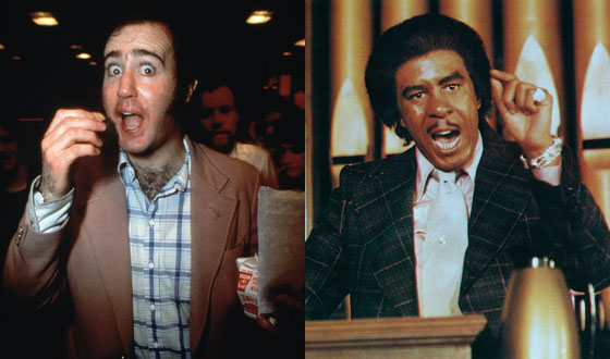 Andy Kaufman and Richard Pryor Will Make You Laugh Until You Cry (and Then Just Cry)