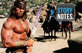 Story Notes for <em>Conan the Destroyer</em>
