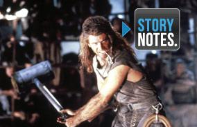 Story Notes for <em>Mad Max Beyond Thunderdome</em>