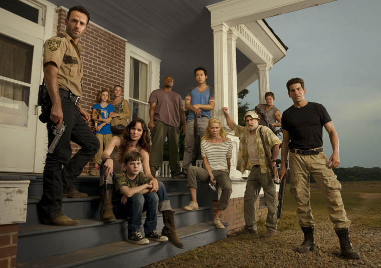 The Walking Dead Season 2 Cast Photos 2 - The Walking Dead Season 2 Cast Photos