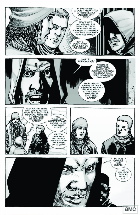 Issue 89 - The Walking Dead - Sneak Peek 2 - Issue 89 - The Walking Dead - Sneak Peek