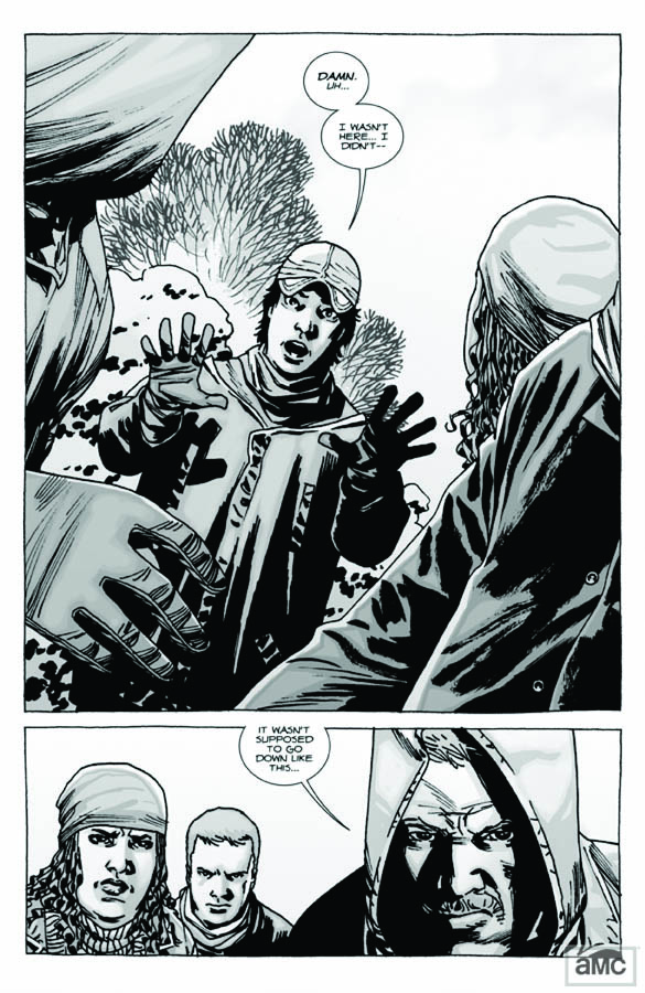 Issue 89 - The Walking Dead - Sneak Peek 3 - Issue 89 - The Walking Dead - Sneak Peek