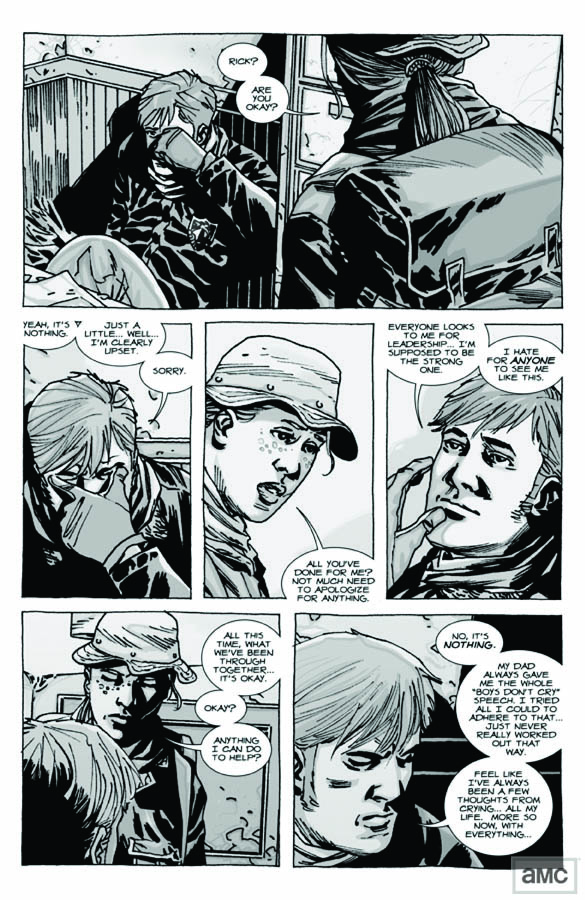 Issue 89 - The Walking Dead - Sneak Peek 4 - Issue 89 - The Walking Dead - Sneak Peek