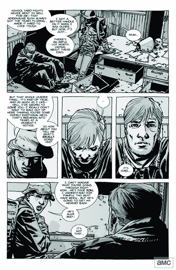 Issue 89 - The Walking Dead - Sneak Peek 5 - Issue 89 - The Walking Dead - Sneak Peek