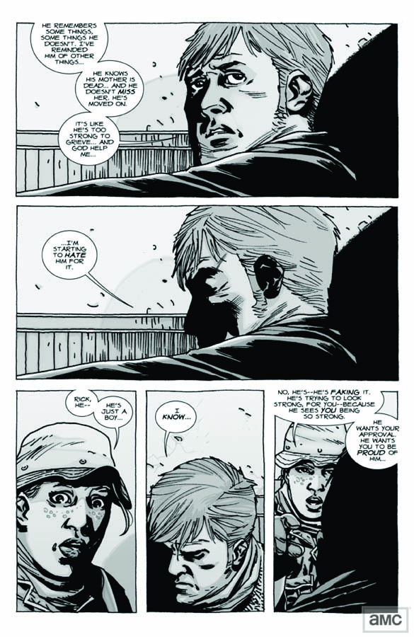 Issue 89 - The Walking Dead - Sneak Peek 6 - Issue 89 - The Walking Dead - Sneak Peek