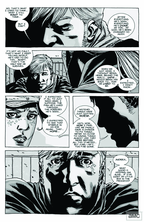 Issue 89 - The Walking Dead - Sneak Peek 7 - Issue 89 - The Walking Dead - Sneak Peek