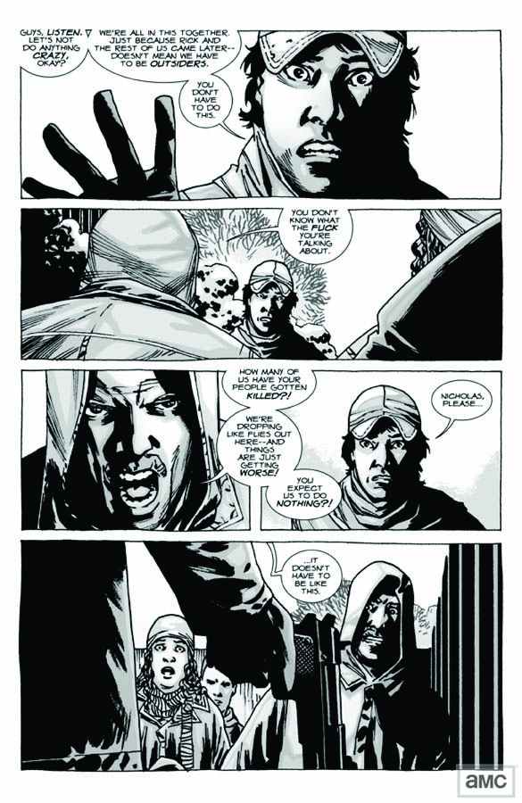 Issue 89 - The Walking Dead - Sneak Peek 8 - Issue 89 - The Walking Dead - Sneak Peek