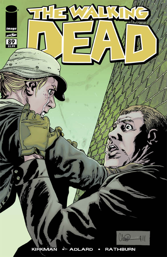 Issue 89 - The Walking Dead - Sneak Peek 1 - Issue 89 - The Walking Dead - Sneak Peek