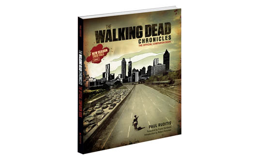 <em>The Walking Dead Chronicles &#8211; The Official Companion Book</em> Now Available for Pre-Order
