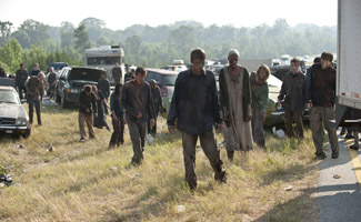 <em>The Walking Dead</em> Season 2 Kicks Off With an Extra Half-Hour of Zombie Drama
