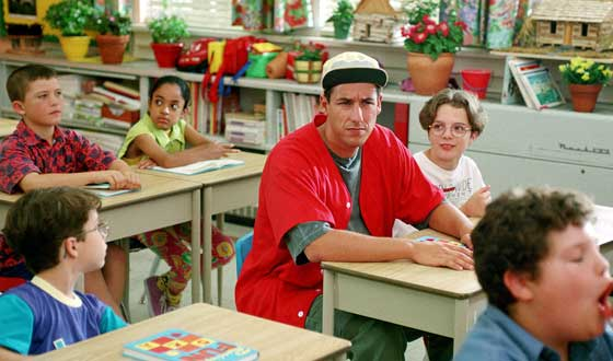 Will Adam Sandler Ever Grow Up? The Odds Are Five to Three Against Him
