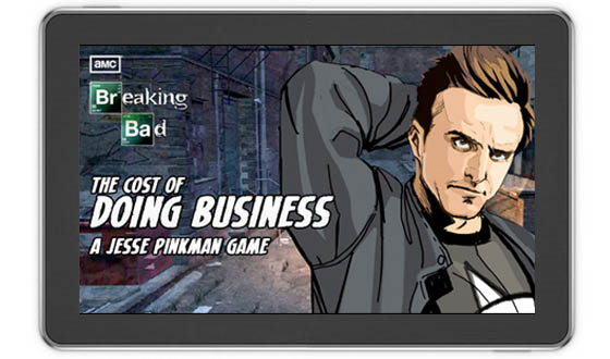 The Cost of Doing Business Graphic Novel Game Now Available on Android Devices
